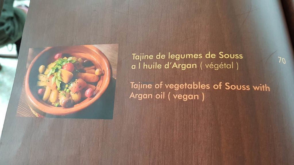 "Photo of Zeitoun Cafe  by <a href=""/members/profile/EmmaPamley-Liddell"">EmmaPamley-Liddell</a> <br/>Menu of the tagine <br/> March 8, 2017  - <a href='/contact/abuse/image/88282/234312'>Report</a>"