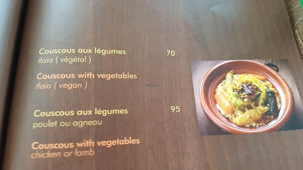 "Photo of Zeitoun Cafe  by <a href=""/members/profile/EmmaPamley-Liddell"">EmmaPamley-Liddell</a> <br/>Menu of couscous <br/> March 8, 2017  - <a href='/contact/abuse/image/88282/234314'>Report</a>"