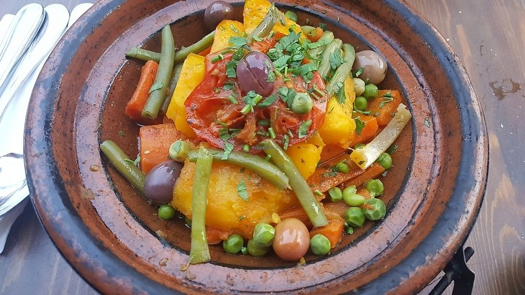 "Photo of Zeitoun Cafe  by <a href=""/members/profile/NicNewbs"">NicNewbs</a> <br/>vegetable tagine <br/> May 23, 2017  - <a href='/contact/abuse/image/88282/261791'>Report</a>"