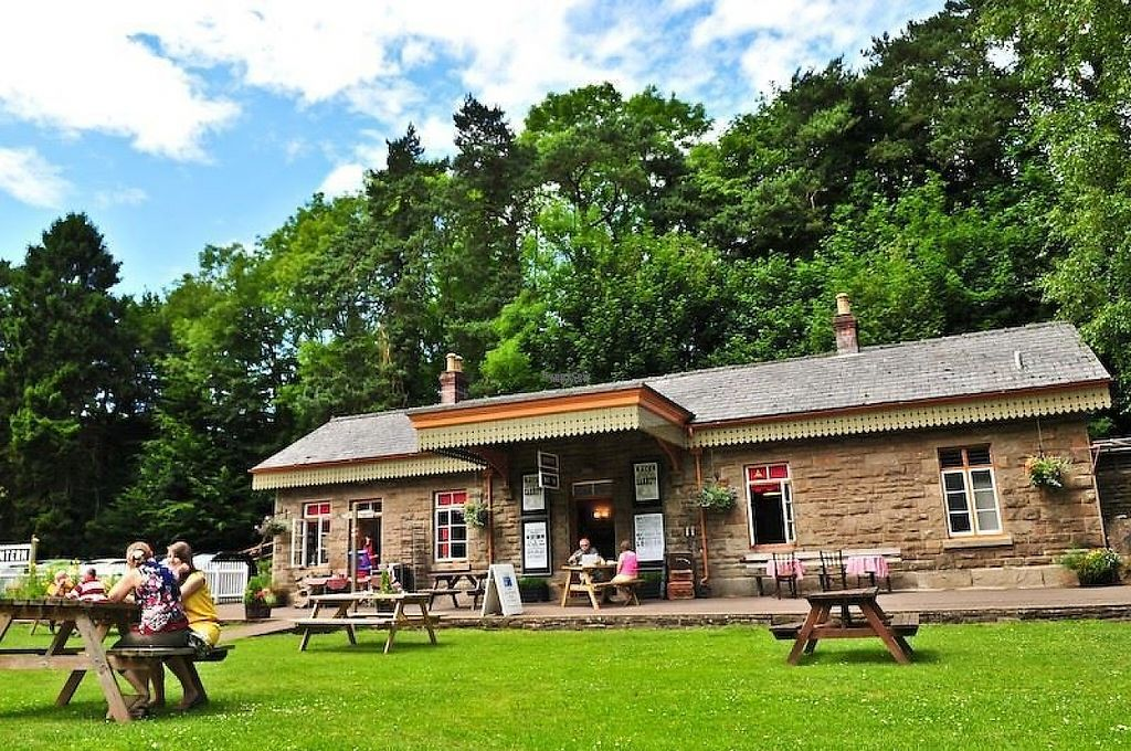 """Photo of Tintern Station Cafe  by <a href=""""/members/profile/community5"""">community5</a> <br/>Tintern Old Station <br/> March 8, 2017  - <a href='/contact/abuse/image/88308/234340'>Report</a>"""