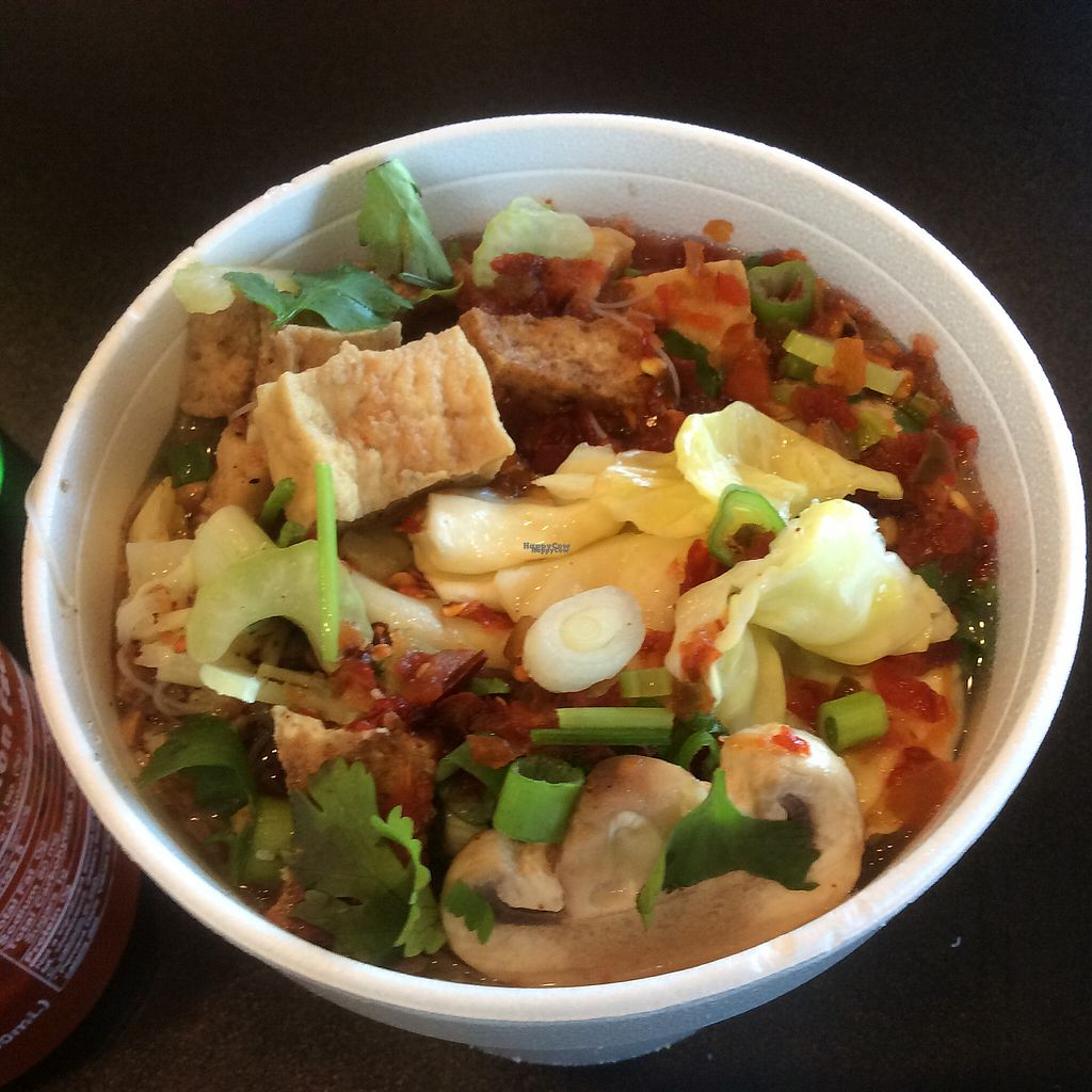 """Photo of Siam Noodle Bar  by <a href=""""/members/profile/PennyForTheGuy"""">PennyForTheGuy</a> <br/>Build your own soup <br/> March 18, 2017  - <a href='/contact/abuse/image/88313/237683'>Report</a>"""