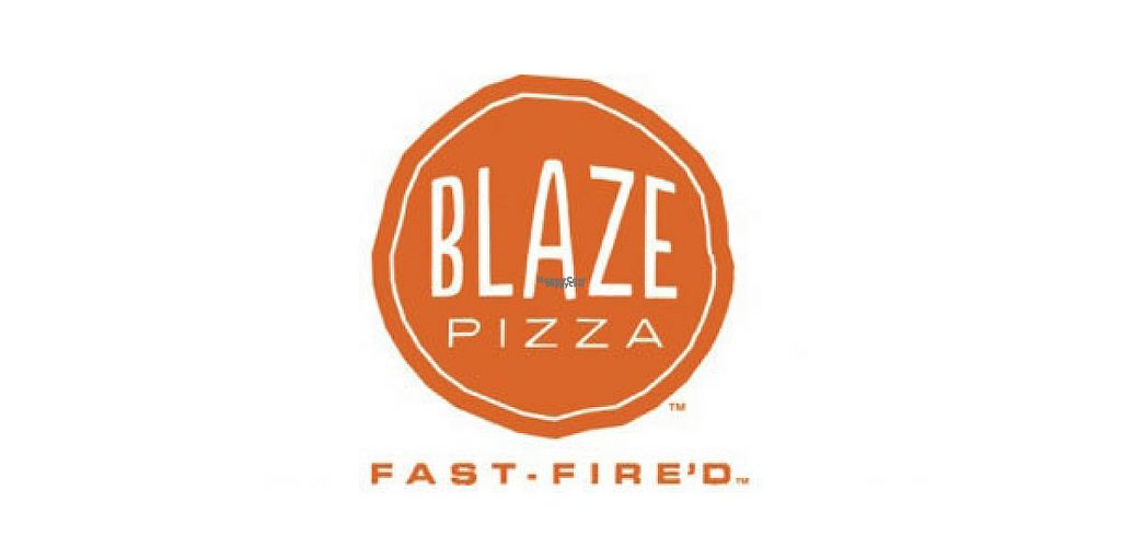 """Photo of Blaze Pizza  by <a href=""""/members/profile/SierraSarah"""">SierraSarah</a> <br/>Logo <br/> March 9, 2017  - <a href='/contact/abuse/image/88316/234569'>Report</a>"""