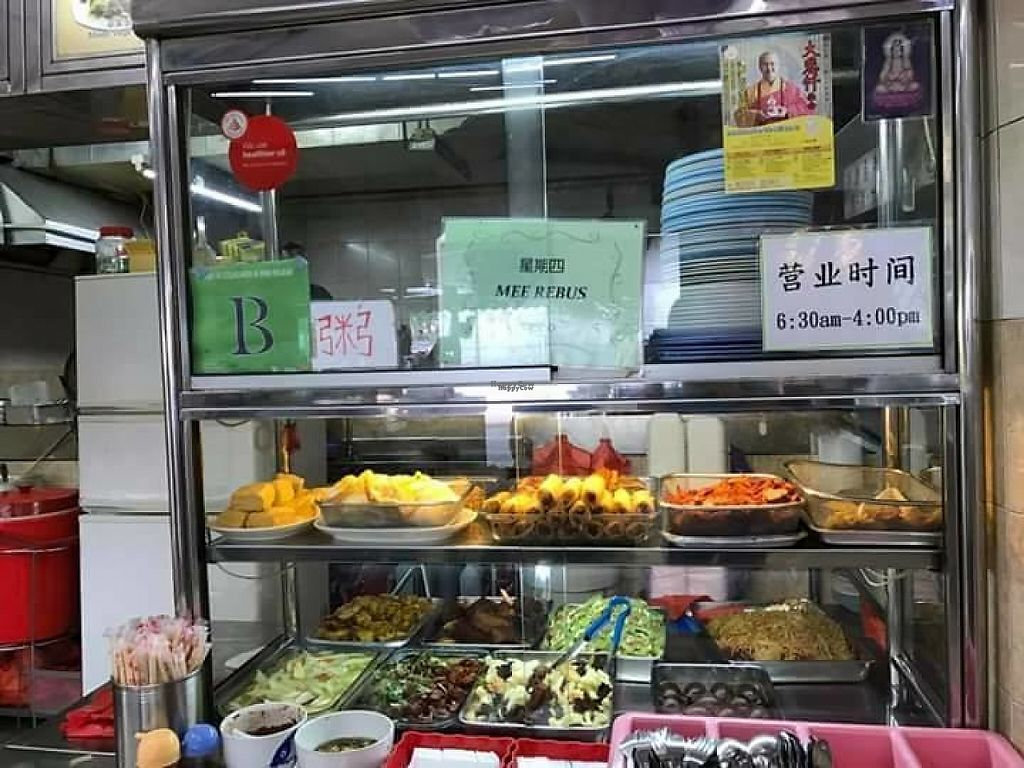 "Photo of CLOSED: Ci Xuan Vegetarian Food Stall  by <a href=""/members/profile/community5"">community5</a> <br/>Ci Xuan <br/> March 9, 2017  - <a href='/contact/abuse/image/88352/234448'>Report</a>"