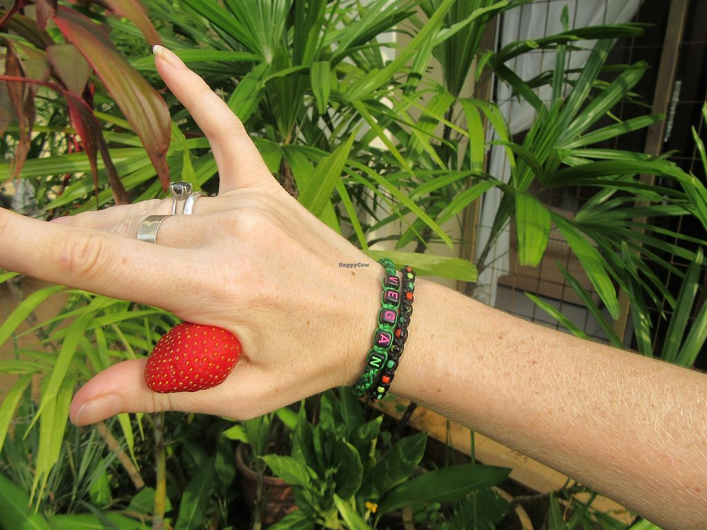 "Photo of U are Brilliant Homestay  by <a href=""/members/profile/u_are_brilliant"">u_are_brilliant</a> <br/>Vegan macrame bracelet from BrilliantHandmade <br/> July 23, 2017  - <a href='/contact/abuse/image/88363/283471'>Report</a>"