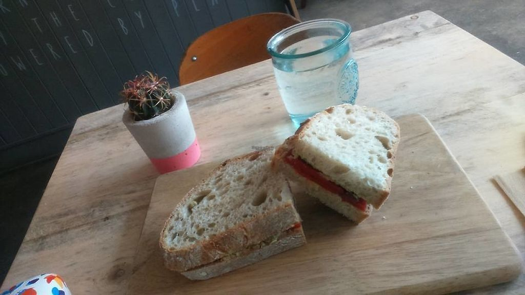 """Photo of The Longhouse Cafe  by <a href=""""/members/profile/RebeccaJones"""">RebeccaJones</a> <br/>Deee-licious sandwiches! <br/> March 10, 2017  - <a href='/contact/abuse/image/88383/234895'>Report</a>"""
