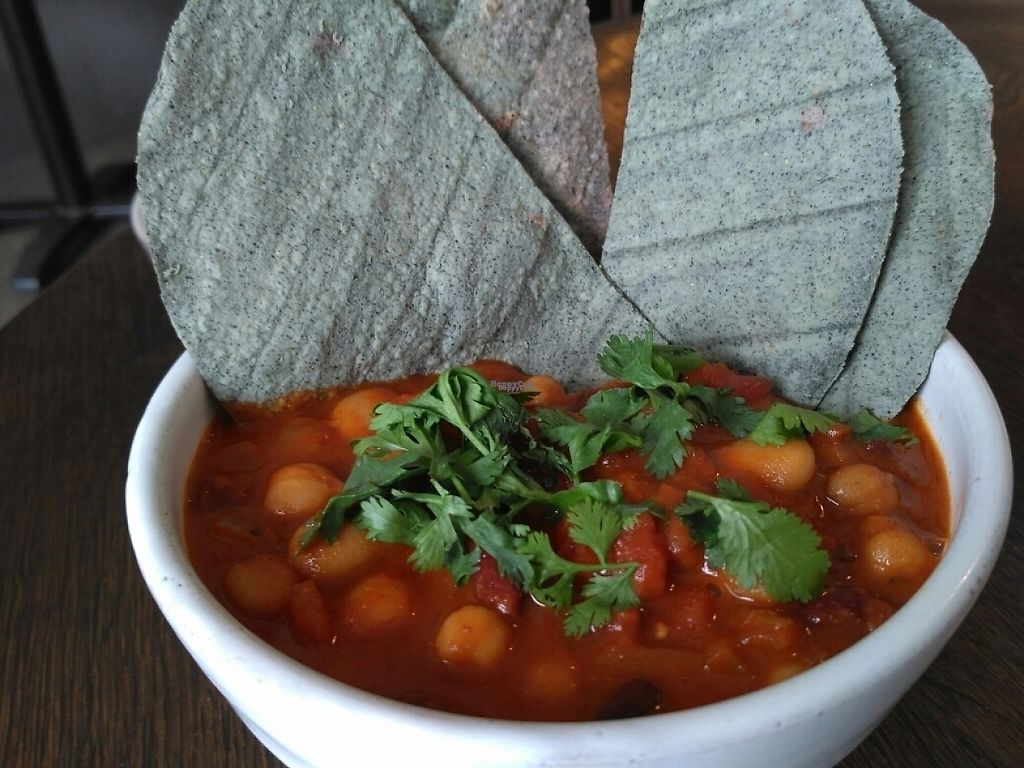 """Photo of The Longhouse Cafe  by <a href=""""/members/profile/Miggi"""">Miggi</a> <br/>bean chilli <br/> April 22, 2017  - <a href='/contact/abuse/image/88383/250990'>Report</a>"""