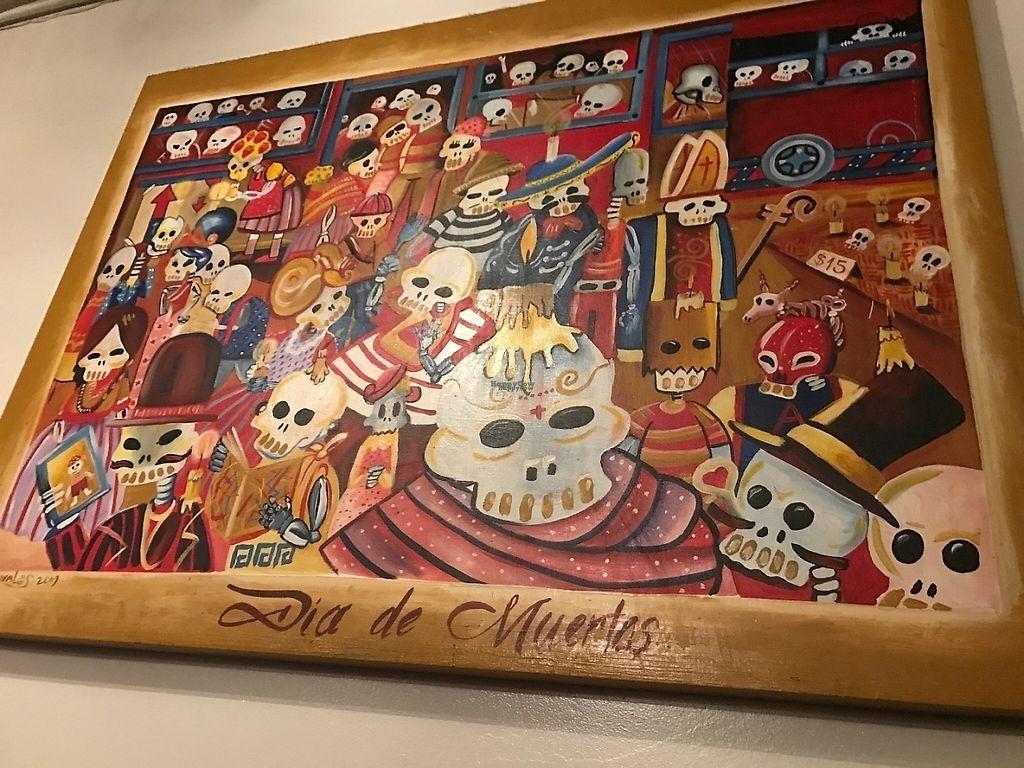 """Photo of La Santisima  by <a href=""""/members/profile/Tigra220"""">Tigra220</a> <br/>art <br/> March 12, 2017  - <a href='/contact/abuse/image/88388/235676'>Report</a>"""