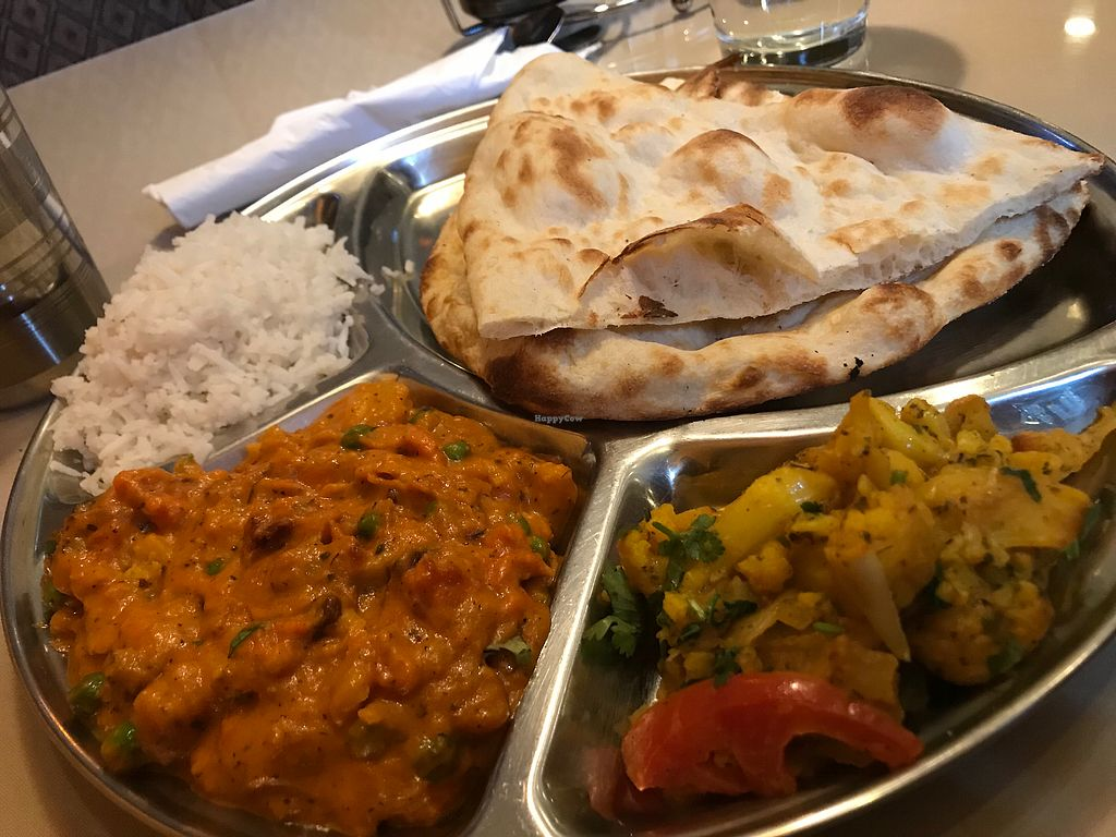 """Photo of Malhi's Indian Cuisine  by <a href=""""/members/profile/nihlus"""">nihlus</a> <br/>Navratan Korma <br/> December 18, 2017  - <a href='/contact/abuse/image/88404/336752'>Report</a>"""