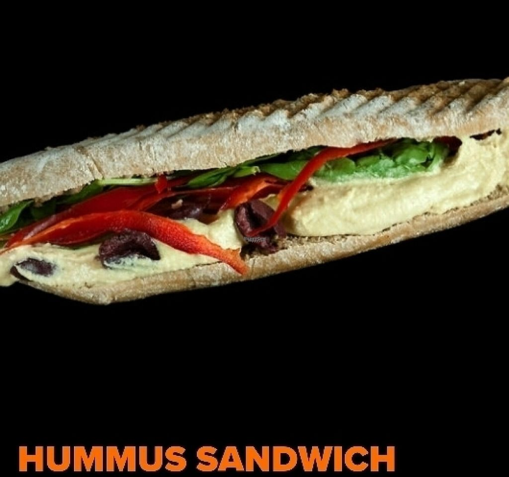 "Photo of Join Juice Bars  by <a href=""/members/profile/GeoThess"">GeoThess</a> <br/>hummus sandwich  <br/> March 11, 2017  - <a href='/contact/abuse/image/88470/235298'>Report</a>"
