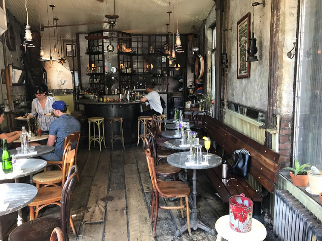 """Photo of Bar Velo  by <a href=""""/members/profile/Suebedo"""">Suebedo</a> <br/>photo doesn't do justice two sides of windows  <br/> April 16, 2017  - <a href='/contact/abuse/image/88497/249051'>Report</a>"""
