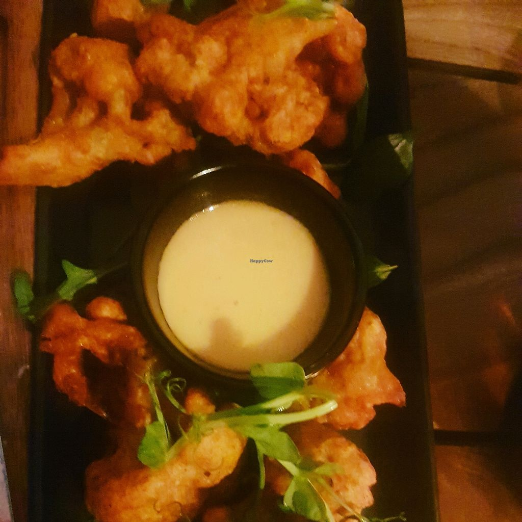 "Photo of The Botanist  by <a href=""/members/profile/Clairegr"">Clairegr</a> <br/>Cauliflower bites  <br/> August 25, 2017  - <a href='/contact/abuse/image/88498/297104'>Report</a>"