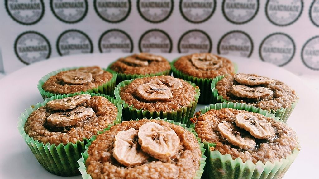 """Photo of ALA Deli  by <a href=""""/members/profile/Hulan"""">Hulan</a> <br/>Banana cupcakes <br/> May 1, 2017  - <a href='/contact/abuse/image/88507/254657'>Report</a>"""