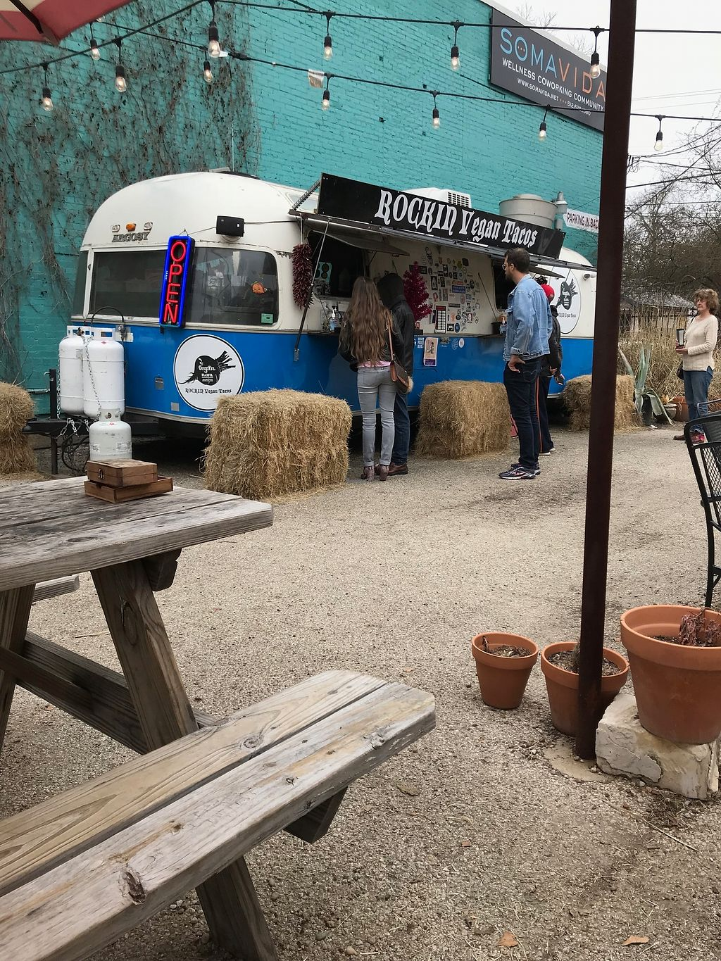 """Photo of The Vegan Nom Food Truck - E Cesar Chavez   by <a href=""""/members/profile/reergymerej"""">reergymerej</a> <br/>Hay, there! <br/> February 1, 2018  - <a href='/contact/abuse/image/88511/353375'>Report</a>"""