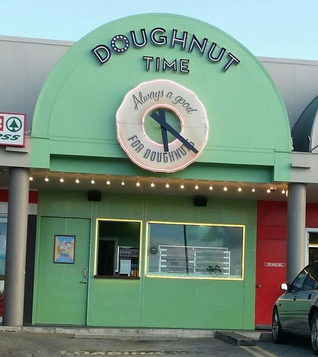 "Photo of CLOSED: Doughnut Time - Clayfield  by <a href=""/members/profile/Mike%20Munsie"">Mike Munsie</a> <br/>Doughnut Time <br/> April 19, 2017  - <a href='/contact/abuse/image/88517/249833'>Report</a>"