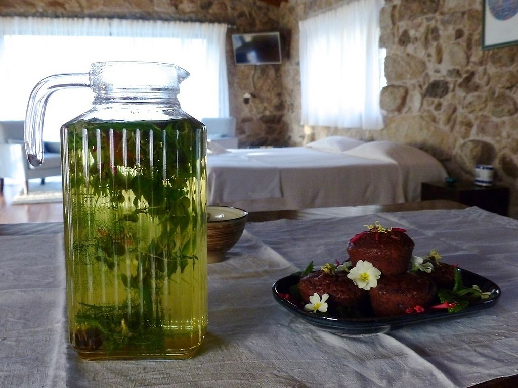 """Photo of Quinta das Aguias  by <a href=""""/members/profile/Joep%20Ingen%20Housz"""">Joep Ingen Housz</a> <br/>Herbal tea and vegan muffins are amongst the renown specialties of Quinta das Águias <br/> March 17, 2017  - <a href='/contact/abuse/image/88541/237311'>Report</a>"""