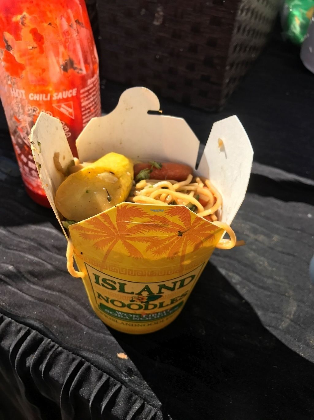 """Photo of Island Noodles  by <a href=""""/members/profile/Tigra220"""">Tigra220</a> <br/>Vegan noodles & veggies <br/> March 14, 2017  - <a href='/contact/abuse/image/88568/236051'>Report</a>"""