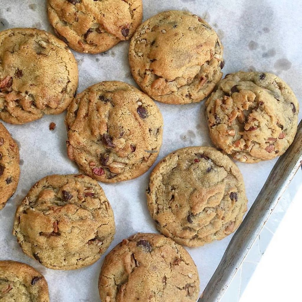 """Photo of Sweets By Chloe  by <a href=""""/members/profile/community"""">community</a> <br/>vegan cookies  <br/> April 2, 2017  - <a href='/contact/abuse/image/88570/243922'>Report</a>"""