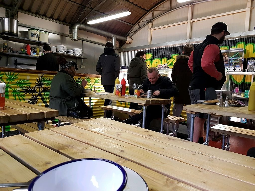 """Photo of Jerk Shack  by <a href=""""/members/profile/Hoggy"""">Hoggy</a> <br/>Inside Jerk Shack <br/> January 26, 2018  - <a href='/contact/abuse/image/88594/351098'>Report</a>"""