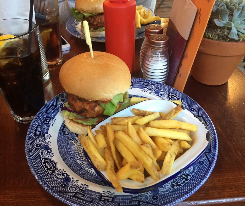 "Photo of Trof NQ  by <a href=""/members/profile/YuliaItin"">YuliaItin</a> <br/>vegan burger <br/> May 31, 2017  - <a href='/contact/abuse/image/88595/264540'>Report</a>"