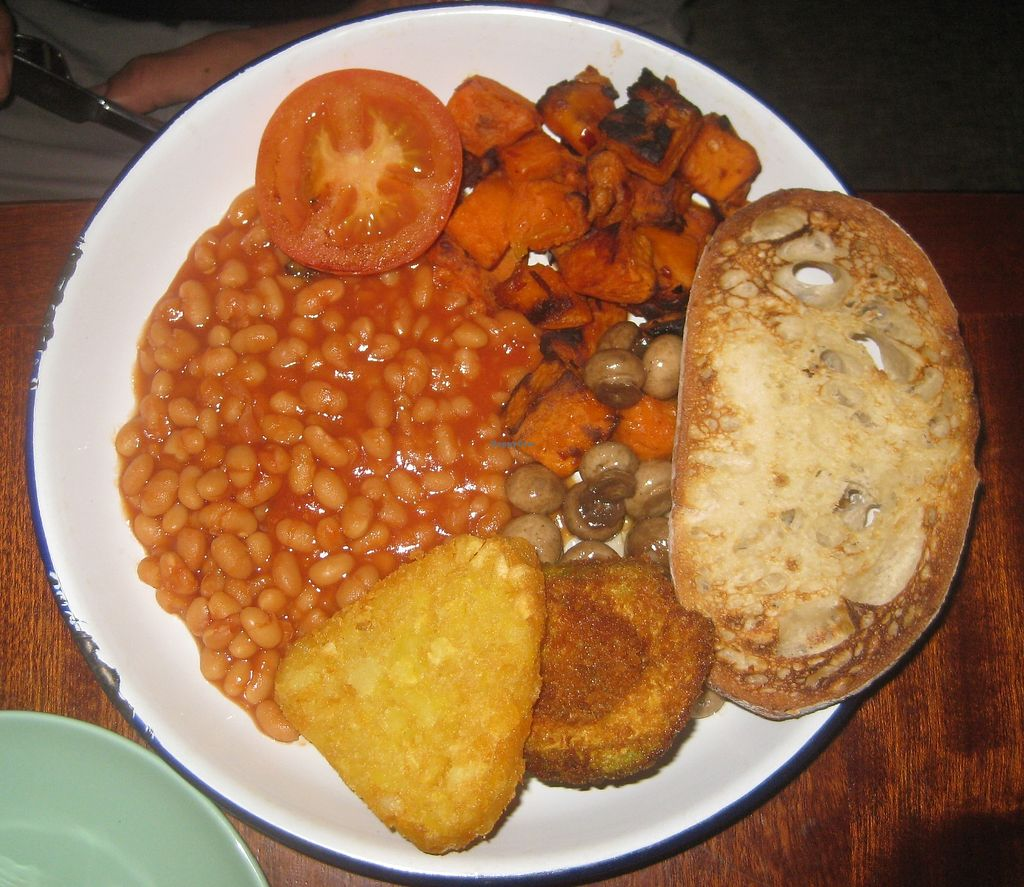 "Photo of Trof NQ  by <a href=""/members/profile/jennyc32"">jennyc32</a> <br/>Full vegan breakfast <br/> July 7, 2017  - <a href='/contact/abuse/image/88595/277477'>Report</a>"