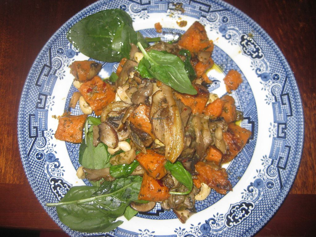 "Photo of Trof NQ  by <a href=""/members/profile/jennyc32"">jennyc32</a> <br/>Vegan sweet potato hash <br/> July 7, 2017  - <a href='/contact/abuse/image/88595/277478'>Report</a>"