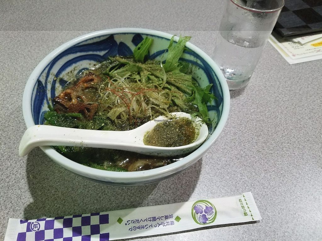 """Photo of Khana  by <a href=""""/members/profile/ShumpeiAchiha"""">ShumpeiAchiha</a> <br/>モリンガ玄米麺 <br/> October 29, 2017  - <a href='/contact/abuse/image/88596/319765'>Report</a>"""