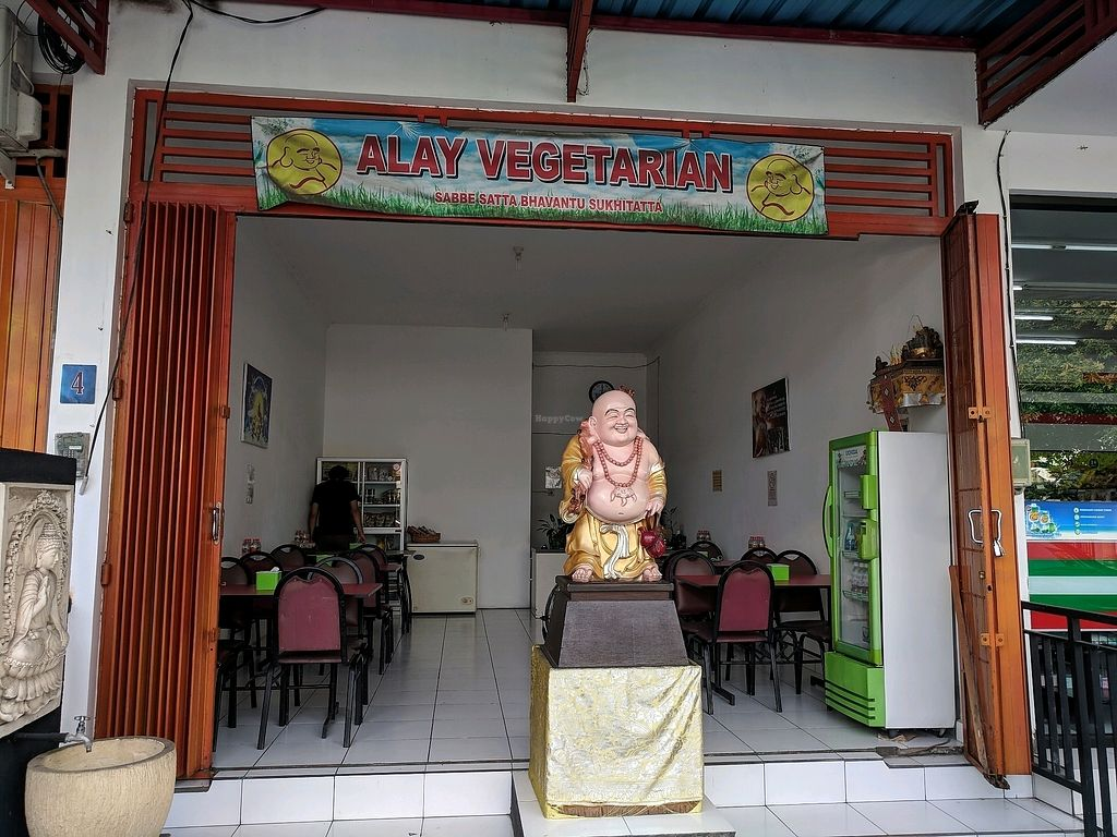 """Photo of Alay Vegetarian  by <a href=""""/members/profile/Toprak"""">Toprak</a> <br/>Alay Vegeterian Restaurant <br/> April 9, 2018  - <a href='/contact/abuse/image/88630/382846'>Report</a>"""