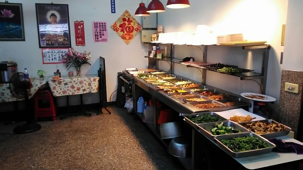 """Photo of Jiu Pin Xiang Vegetarian - Lingya Night Market  by <a href=""""/members/profile/PunchbloxXx"""">PunchbloxXx</a> <br/>Buffet <br/> March 16, 2017  - <a href='/contact/abuse/image/88636/236918'>Report</a>"""