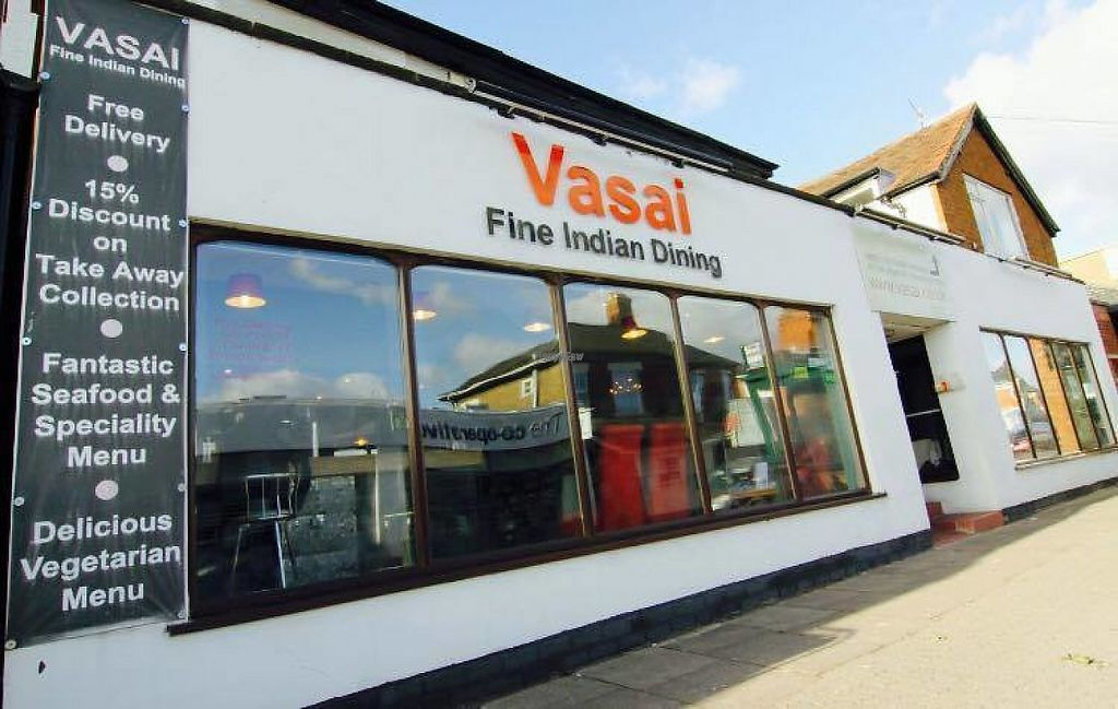 """Photo of Vasai  by <a href=""""/members/profile/duggles"""">duggles</a> <br/>Front of restaurant <br/> March 14, 2017  - <a href='/contact/abuse/image/88640/236581'>Report</a>"""