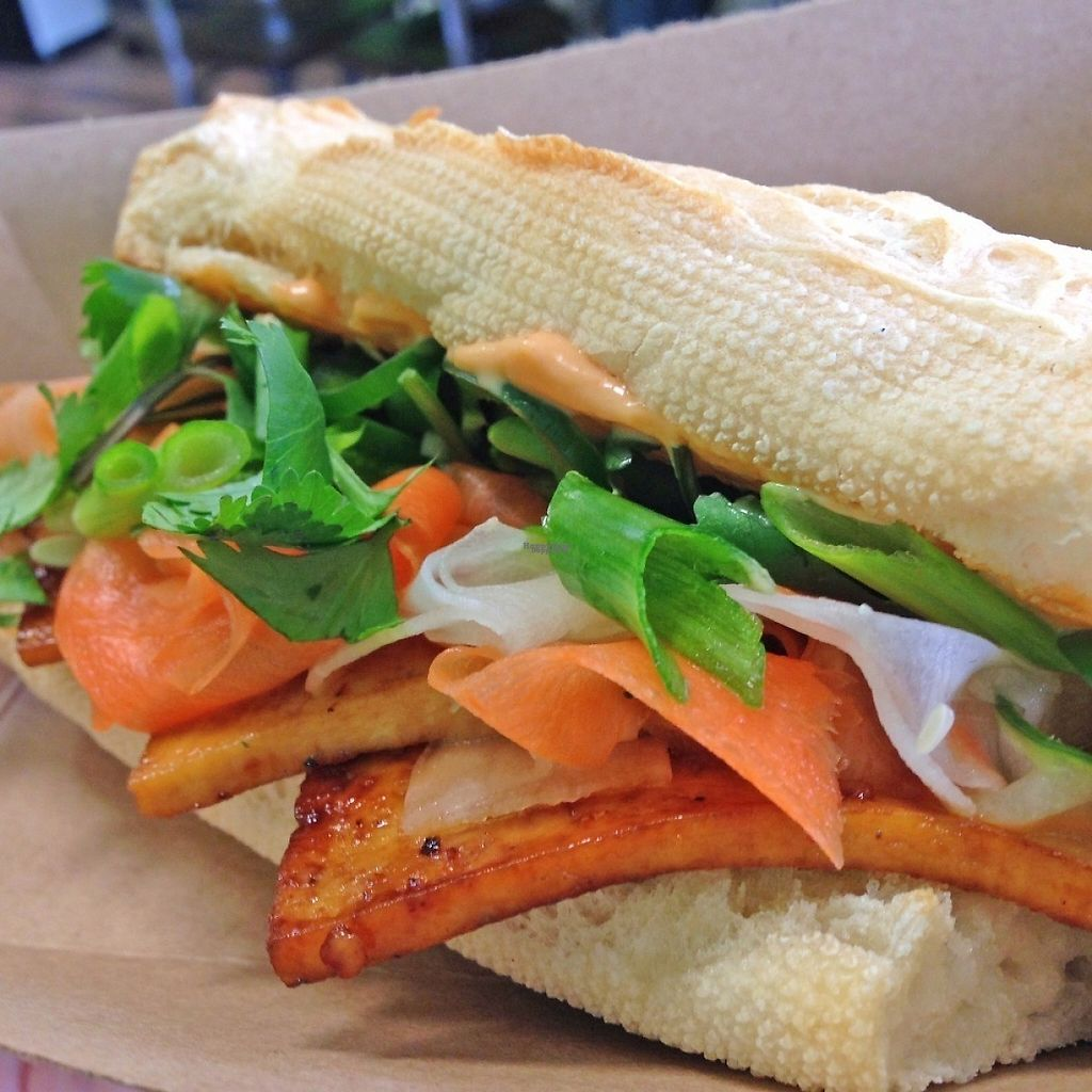 """Photo of Branch Out  by <a href=""""/members/profile/Gabrielle_Joy"""">Gabrielle_Joy</a> <br/>Tofu Bánh Mì Sandwich <br/> March 14, 2017  - <a href='/contact/abuse/image/88667/236568'>Report</a>"""