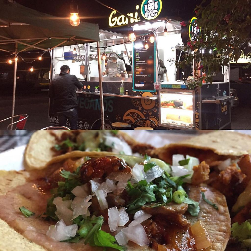 """Photo of Gani Fu - Food Truck  by <a href=""""/members/profile/JennGee7"""">JennGee7</a> <br/>Best Tacos !  <br/> March 15, 2017  - <a href='/contact/abuse/image/88706/236874'>Report</a>"""