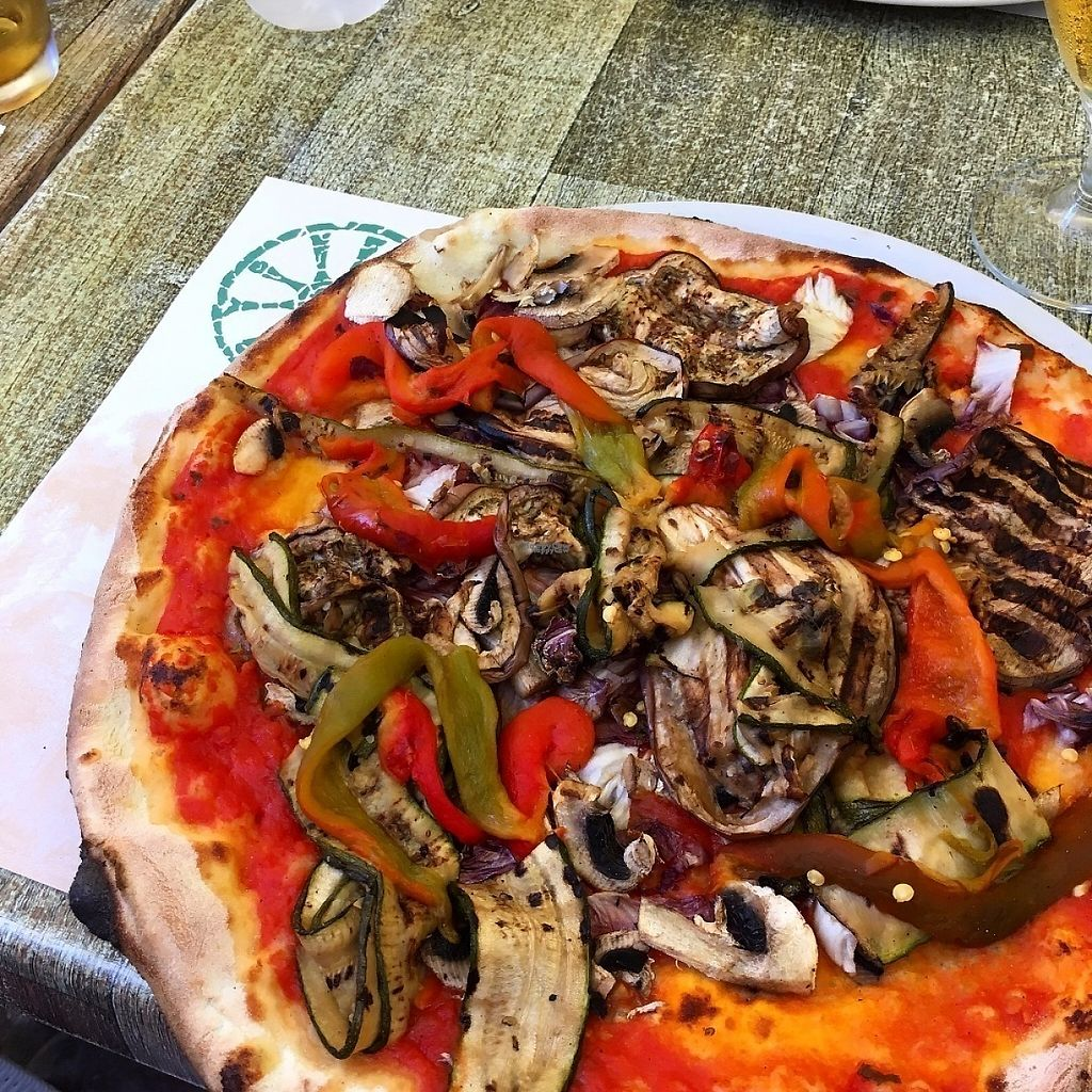 "Photo of Pizza Vecchia  by <a href=""/members/profile/ImogenB"">ImogenB</a> <br/>The best vegan pizza I had while in Sicily! <br/> March 15, 2017  - <a href='/contact/abuse/image/88709/236779'>Report</a>"