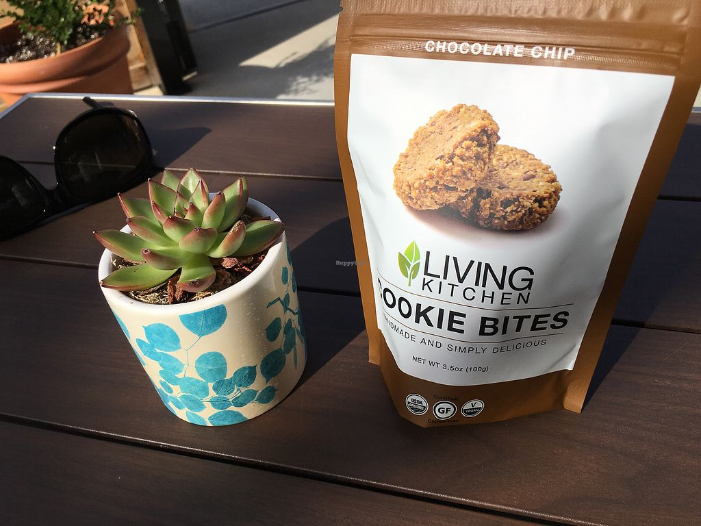 """Photo of Living Kitchen  by <a href=""""/members/profile/Cook%20for%20Good"""">Cook for Good</a> <br/>Dried but not baked tender Cookie Bites to go <br/> October 22, 2017  - <a href='/contact/abuse/image/88713/317666'>Report</a>"""
