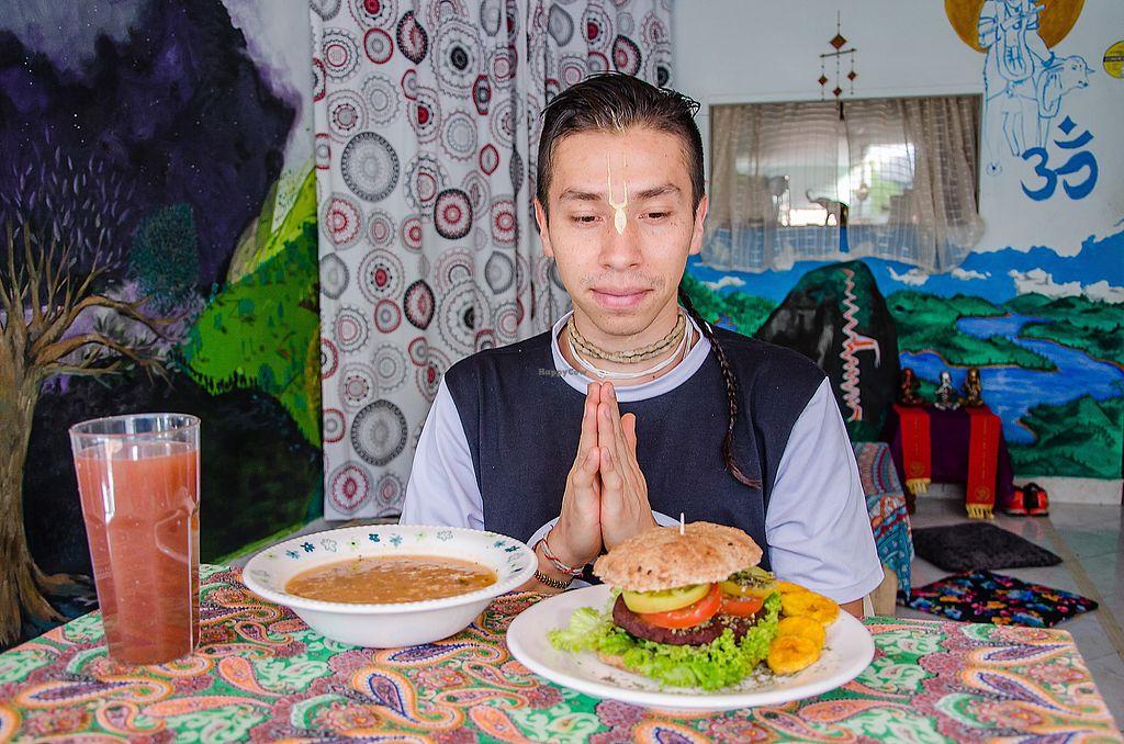 """Photo of Govinda's  by <a href=""""/members/profile/RestauranteGovindas"""">RestauranteGovindas</a> <br/>Comida saludable, deliciosa y lo más importante hecha con amor. Menú del día, platos a la carta, kombucha, té y mucho más aquí en Govinda's Guatapé <br/> November 23, 2017  - <a href='/contact/abuse/image/88768/328541'>Report</a>"""