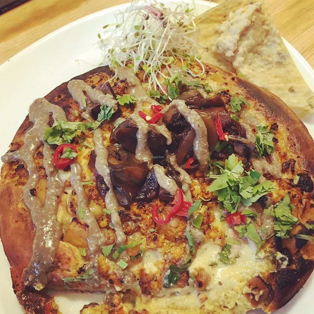 "Photo of EGG - Kanavaranta  by <a href=""/members/profile/Pitaya"">Pitaya</a> <br/>vegan omelette <br/> August 20, 2017  - <a href='/contact/abuse/image/88795/294815'>Report</a>"