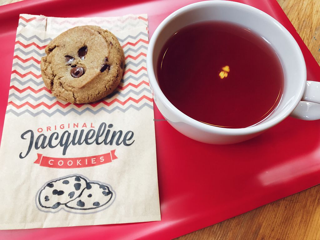 "Photo of Jacqueline Cookies  by <a href=""/members/profile/veganoteacher"">veganoteacher</a> <br/>Nom Nom <br/> March 4, 2018  - <a href='/contact/abuse/image/88827/366534'>Report</a>"