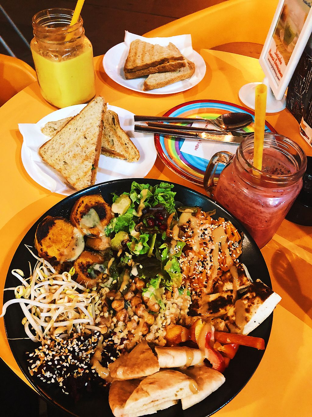 """Photo of Roots  by <a href=""""/members/profile/SimonaCollins"""">SimonaCollins</a> <br/>Buddha bowl <br/> January 17, 2018  - <a href='/contact/abuse/image/88848/347768'>Report</a>"""