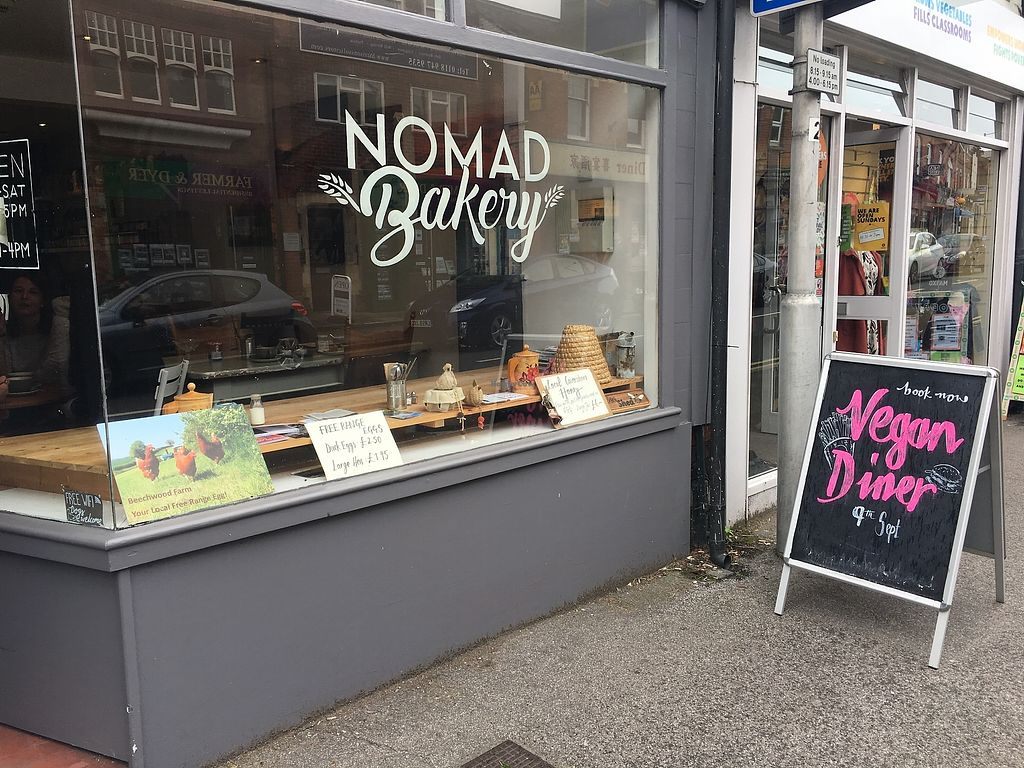 "Photo of Nomad Bakery  by <a href=""/members/profile/Anjuli"">Anjuli</a> <br/>Nomad Bakery <br/> July 30, 2017  - <a href='/contact/abuse/image/88873/286849'>Report</a>"