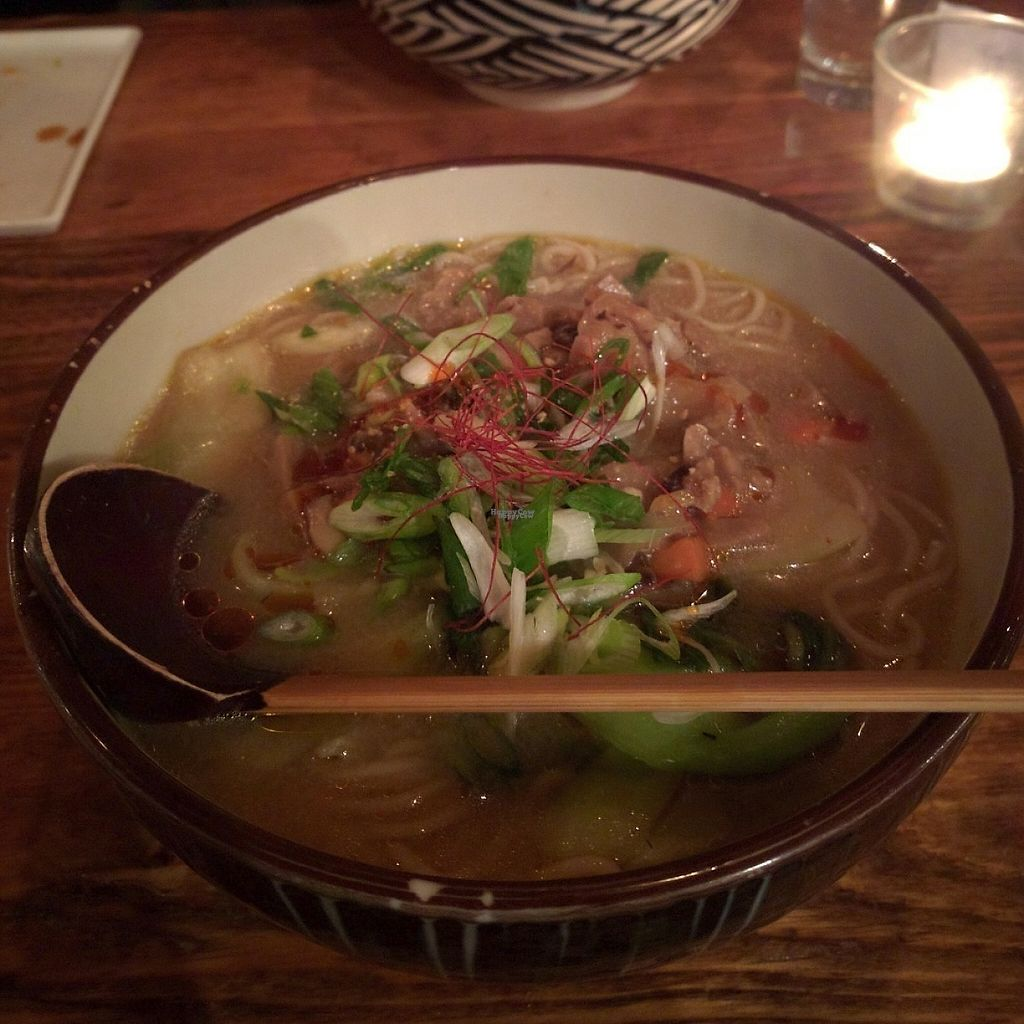 """Photo of Wasabi  by <a href=""""/members/profile/makemenervous"""">makemenervous</a> <br/>Vegan Ramen <br/> March 18, 2017  - <a href='/contact/abuse/image/88874/238061'>Report</a>"""