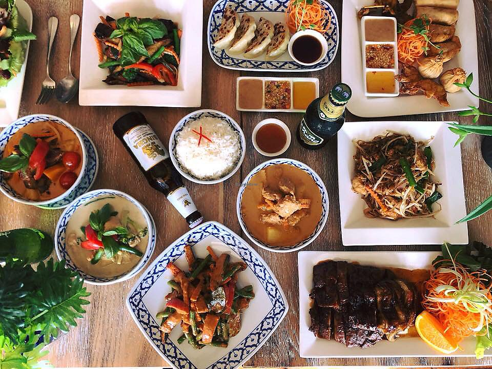 """Photo of Siam Orchid Thai & Vegetarian  by <a href=""""/members/profile/Kieli"""">Kieli</a> <br/>Food pic - from Facebook page <br/> April 11, 2018  - <a href='/contact/abuse/image/88895/383922'>Report</a>"""