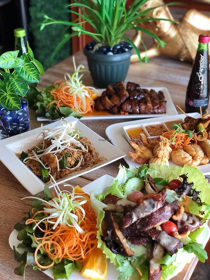 """Photo of Siam Orchid Thai & Vegetarian  by <a href=""""/members/profile/Kieli"""">Kieli</a> <br/>Food 2 <br/> April 11, 2018  - <a href='/contact/abuse/image/88895/383925'>Report</a>"""