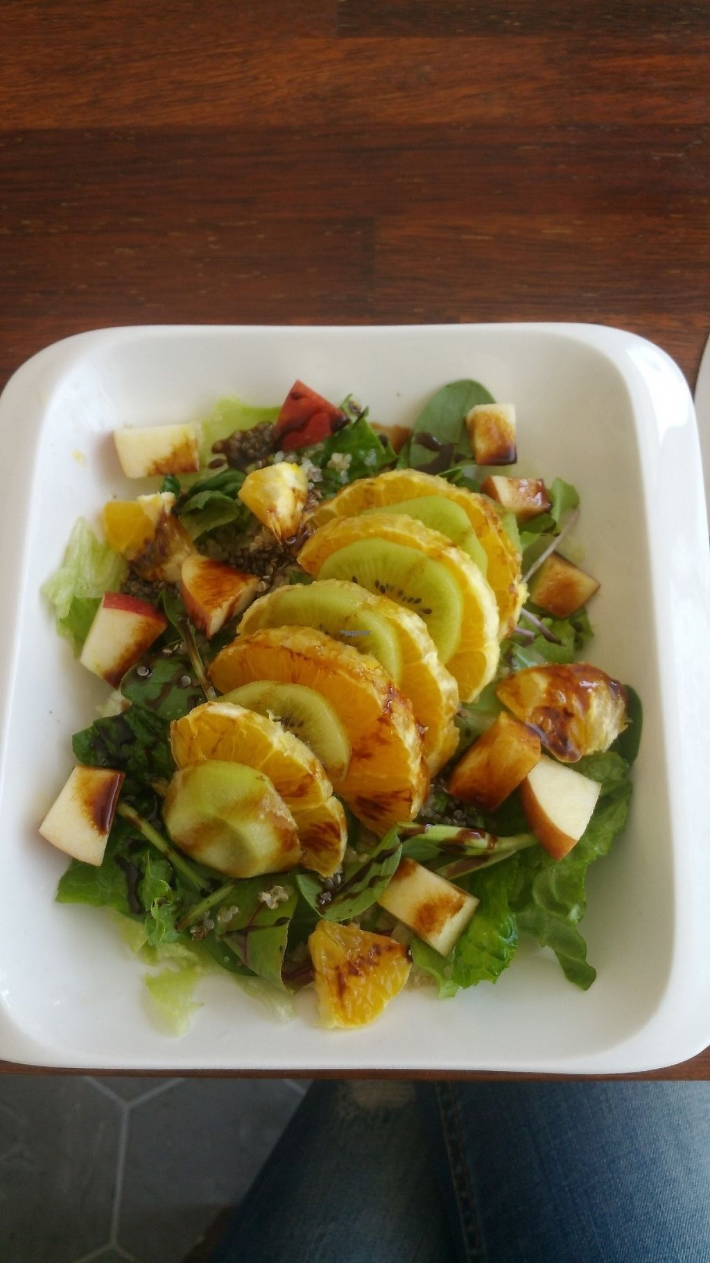 """Photo of Around Green - 어라운드 그린  by <a href=""""/members/profile/Olabusi"""">Olabusi</a> <br/>Quinoa fruit sald <br/> April 10, 2017  - <a href='/contact/abuse/image/88897/246642'>Report</a>"""