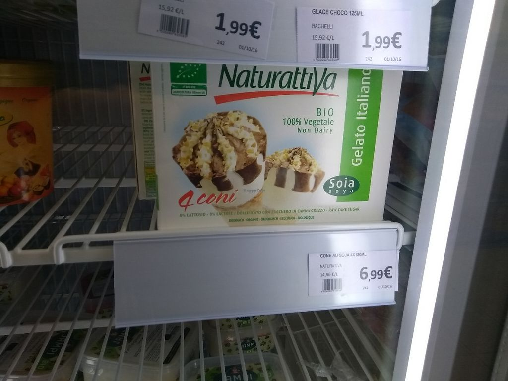 "Photo of naturéO  by <a href=""/members/profile/thenaturalfusions"">thenaturalfusions</a> <br/>4 vegan soy ice creams 7 euros <br/> May 8, 2017  - <a href='/contact/abuse/image/88898/257092'>Report</a>"
