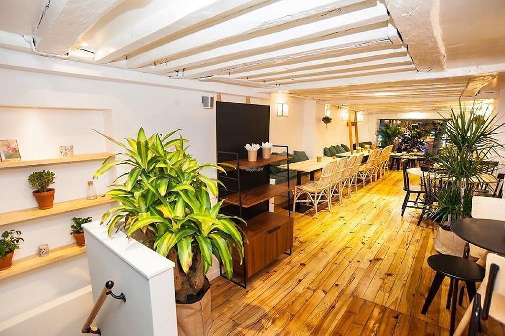 """Photo of La Nouvelle Cantine  by <a href=""""/members/profile/PaulDargent"""">PaulDargent</a> <br/>Warm, cosy and friendly, La NOUVELLE CANTINE will make you feel like home <br/> March 21, 2017  - <a href='/contact/abuse/image/88907/239127'>Report</a>"""