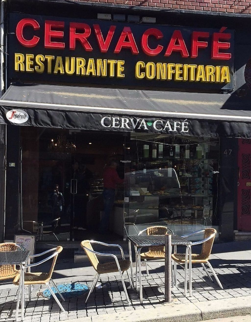 """Photo of Cerva Cafe  by <a href=""""/members/profile/community5"""">community5</a> <br/>Cerva Café <br/> March 19, 2017  - <a href='/contact/abuse/image/88932/242800'>Report</a>"""