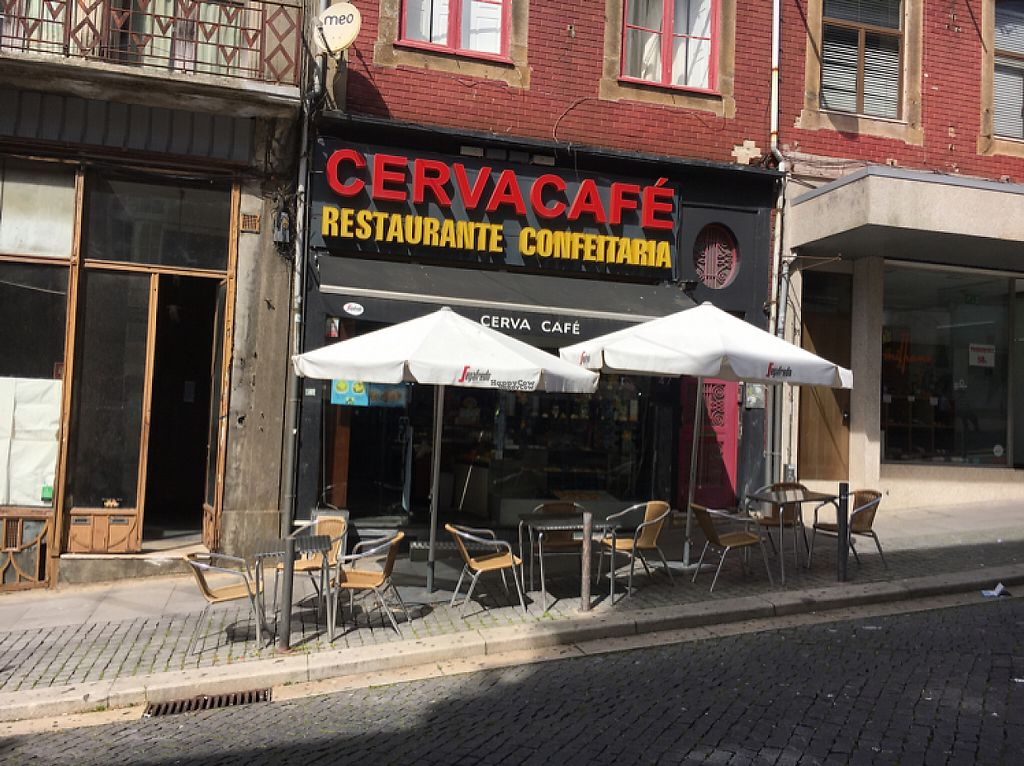 """Photo of Cerva Cafe  by <a href=""""/members/profile/hack_man"""">hack_man</a> <br/>outside  <br/> April 10, 2017  - <a href='/contact/abuse/image/88932/246767'>Report</a>"""