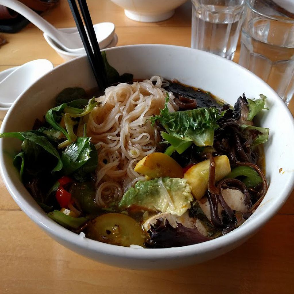 """Photo of Oiistar  by <a href=""""/members/profile/makemenervous"""">makemenervous</a> <br/>Vegan Ramen <br/> March 22, 2017  - <a href='/contact/abuse/image/88937/239515'>Report</a>"""