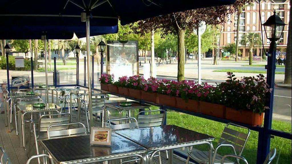 "Photo of Restaurante Goikar  by <a href=""/members/profile/NuriaBravo"">NuriaBravo</a> <br/>Terraza del restaurante Goikar <br/> March 21, 2017  - <a href='/contact/abuse/image/88971/239205'>Report</a>"