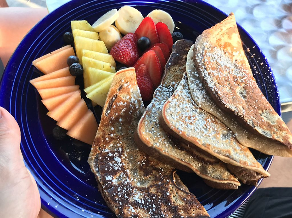 "Photo of The Grain Cafe  by <a href=""/members/profile/FatTonyBMX"">FatTonyBMX</a> <br/>French toast. Technically not toast, but still tasty.  <br/> April 23, 2017  - <a href='/contact/abuse/image/89010/251453'>Report</a>"