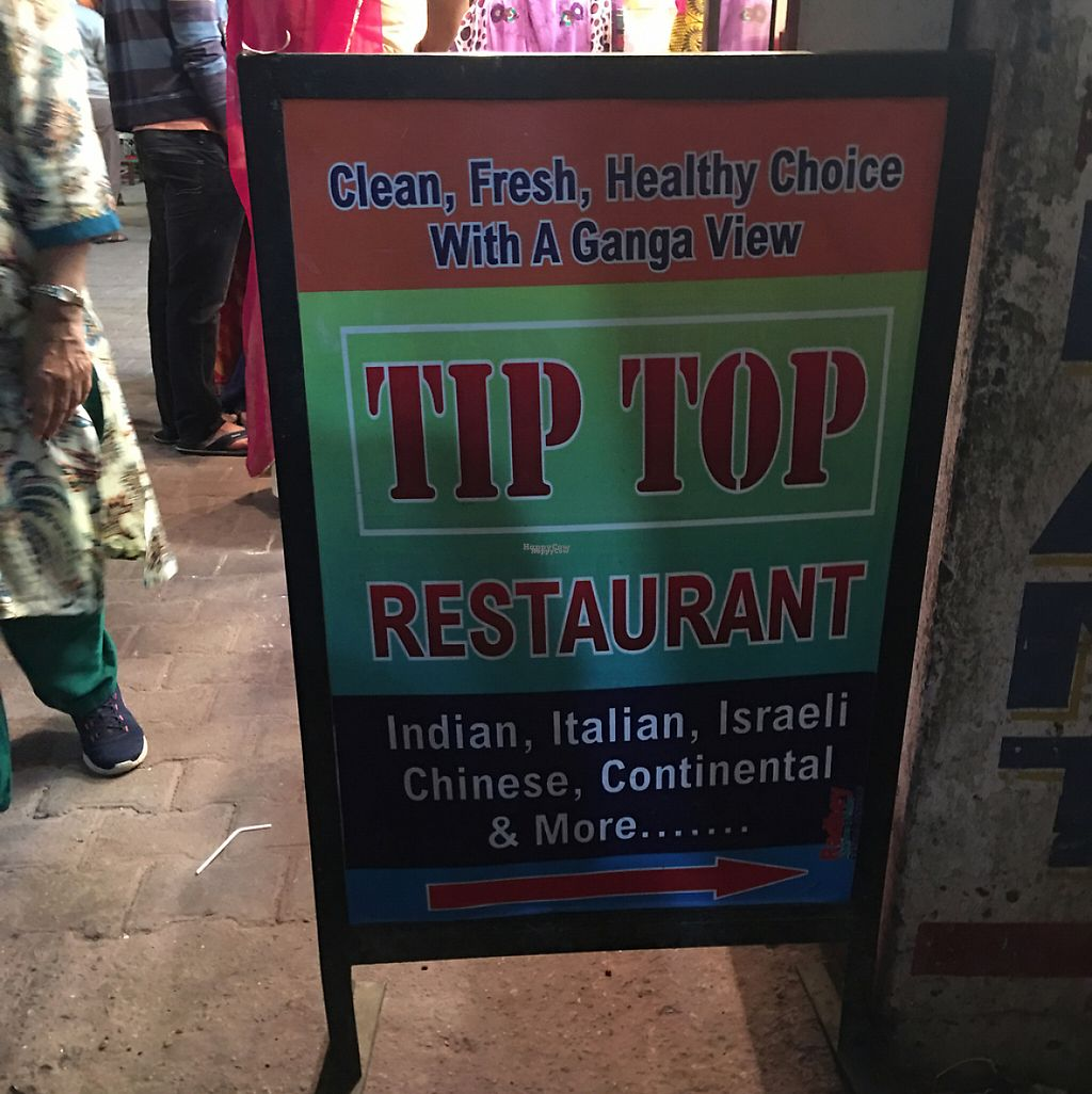 "Photo of Tip Top Restaurant  by <a href=""/members/profile/FranceskaLynne"">FranceskaLynne</a> <br/>sign on the street path <br/> March 23, 2017  - <a href='/contact/abuse/image/89011/239904'>Report</a>"